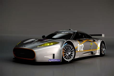 2012 spyker c8 aileron gt race car autogeeze