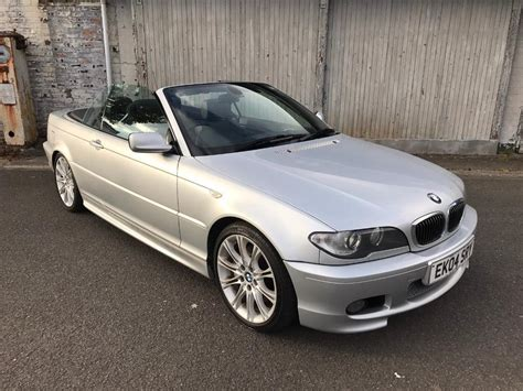 2004 bmw 330ci 2004 bmw 330ci m sport cabriolet in dumbarton west