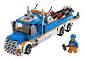 Lego Truck Lego 60056 Tow Truck I Brick City