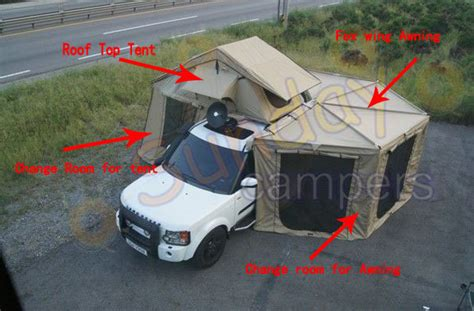 Arb Car Awning by China 2013 New Roof Top Tents With Awning As Same Arb