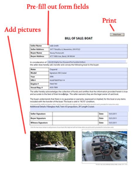 free boat selling sites boat bill of sale template virginia stock photography