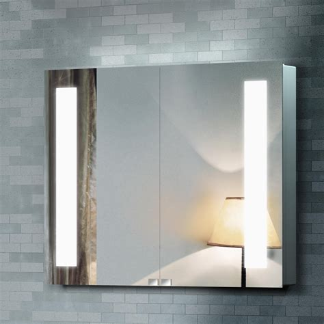 Home Decor Large Mirrored Bathroom Cabinet Bath And Bathroom Cabinet Mirror With Lights