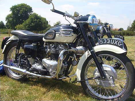 Alte Triumph Motorrad by Vintage Triumph Motorcycle