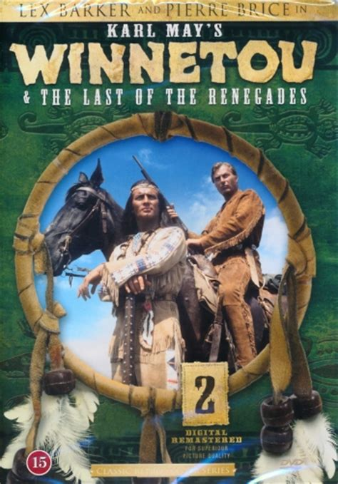 se filmer renegades winnetou 2 the last of the renegades dvd discshop se
