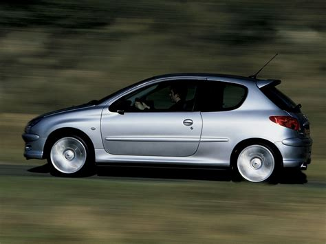 peugeot 206 new peugeot 206 rc specs 2003 2004 2005 2006 autoevolution