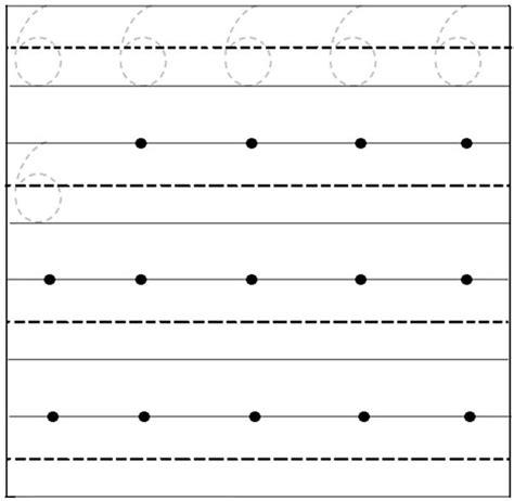 printable tracing number 6 4 best images of printable number 6 worksheets free