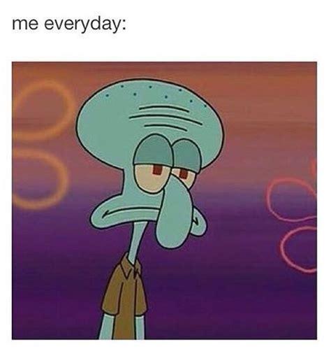 Kaepernick Squidward Meme - my mom thinks i m depressed because i pinned like an