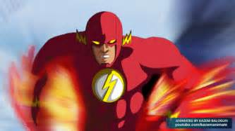 Flash Animater by The Flash Animation By Kazemb On Deviantart