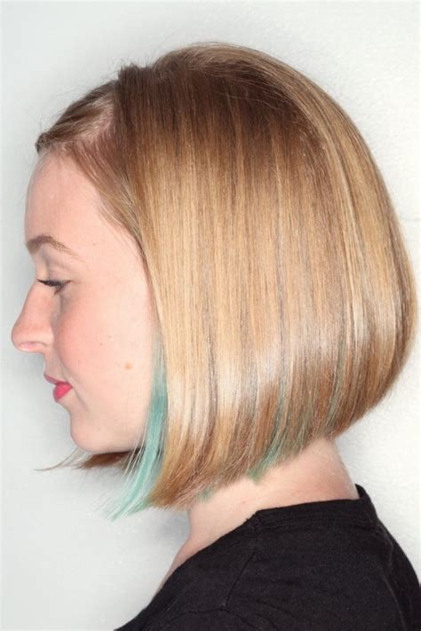 what is an underlayer hair cut what lies beneath 7 stylish ways to add pops of color to