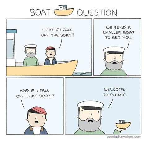 boat question comics - Boat Questions