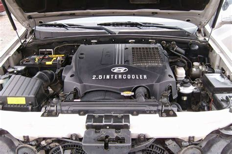 how does a cars engine work 2003 hyundai xg350 seat position control 2003 hyundai terracan pictures 2 5l diesel manual for sale