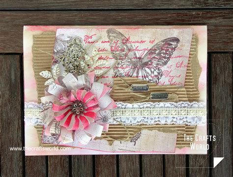 Images Of Beautiful Handmade Cards - forever beautiful handmade card the crafts world