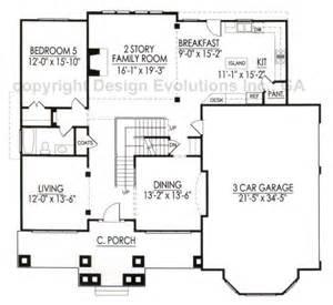 bradbury de033 design evolutions inc ga small cottage style floor plans trend home design and decor