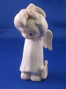 precious moments lights the heavenly light precious moment figurine