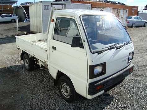 Suzuki Carry For Sale Suzuki Carry T 4wd 1987 Used For Sale