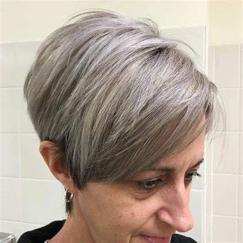 short gray hairstyles with wedge in back 20 chic wedge hairstyle designs you must try short