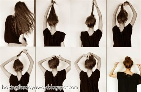 tutorial menggelung rambut simple cara menguncir rambut cara menguncir rambut terbaru 2014
