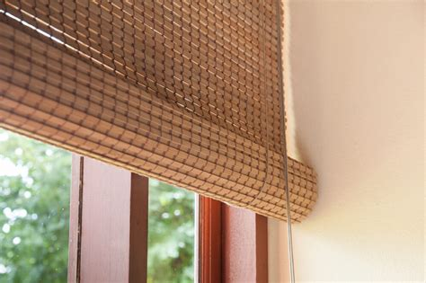 Top Mount Window Blinds Interior Treatments To Reduce Heat Transfer Through