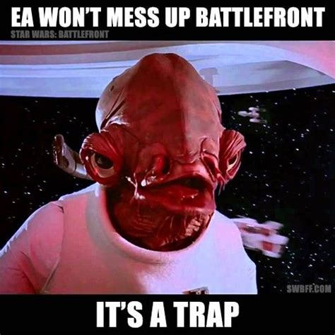 Admiral Ackbar Meme - 22 best images about battlefront memes on pinterest