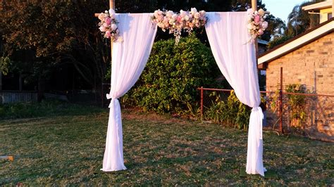 Wedding Arch Hire Adelaide by Wedding Arch Decorations Hire Choice Image Wedding Dress