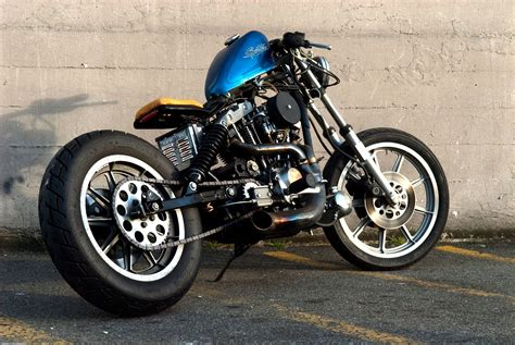 Custom Bike custom metal fabrication 243 components ltd