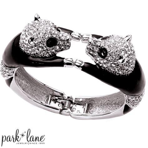 park jewelry panda bracelet
