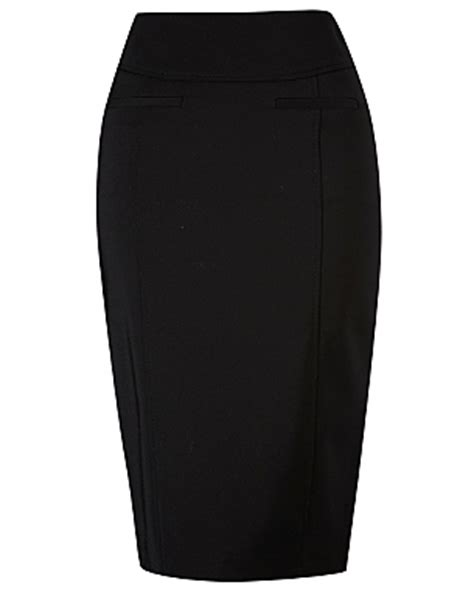 the great bum and tum pencil skirt