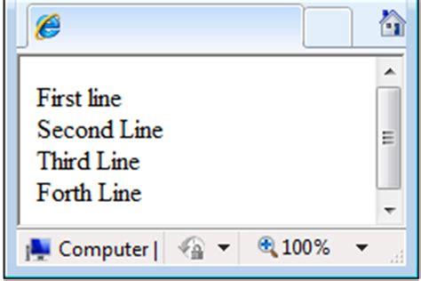 html format line break image gallery html line break