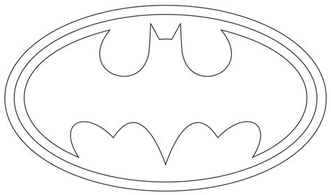 coloring pages of the batman symbol batman logo coloring pages printables batman coloring