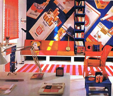 magical mystery d 233 cor trippy home interiors of the 60s