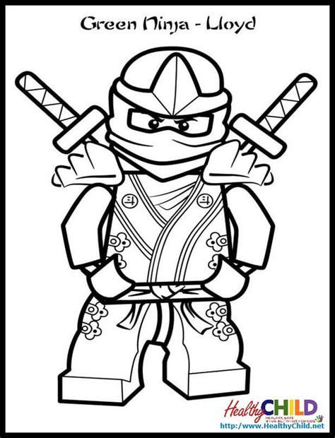 ninjago lloyd zx lego ninjago coloring pages lego ninjago