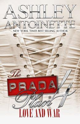 and war the prada plan 4 by antoinette
