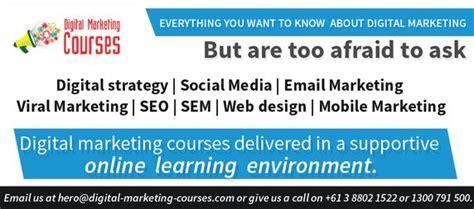 Digital Marketing Degree Course - 10 invaluable lessons that every digital marketing course