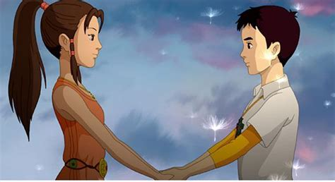 film anime movie romance do cartoons have to exaggerate gender difference