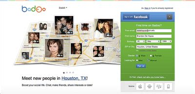 how to start chatting on social dating app badoo