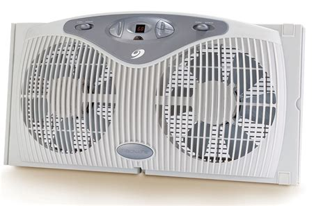 bionaire window fan review bionaire twin reversible airflow window fan review