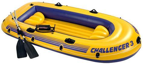 mini boat challenge intex challenger 3 opblaasboot set kopen frank