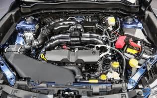 Who Makes Subaru Engines 2014 Subaru Forester Prototype Drive Photo Gallery