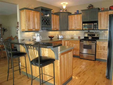 ideas for decorating kitchens home design living room kitchen island table