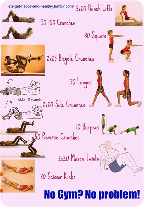 workouts you can do at home to lose weight most popular