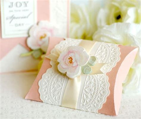 Wedding Box Maker by Stunning Pillow Box Project Using The Cricut Explore Http