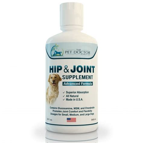liquid glucosamine for dogs pet doctor liquid glucosamine for dogs thepetdoctorhipsjoints animal bliss