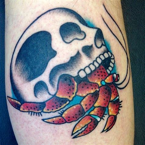 hermit crab tattoo 17 best ideas about crab on cancer crab