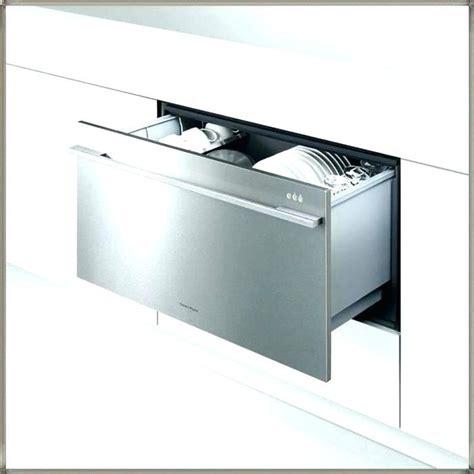 drawer type dishwasher fantastic double drawer dishwasher double drawer
