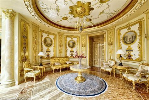 Inside Trumps House by Palaces Owned By Russian Oligarchs Begin To Appear For