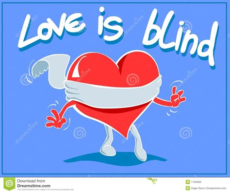 Is Blind by Is Blind Royalty Free Stock Images Image 1794639