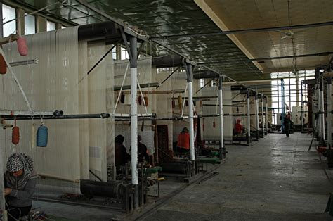 the rug factory hotan at the edge of the desert experiences and observations