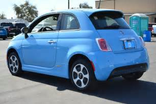 2015 Fiat 500e Range 2015 Fiat 500e Used Fiat 500e For Sale In Beverly