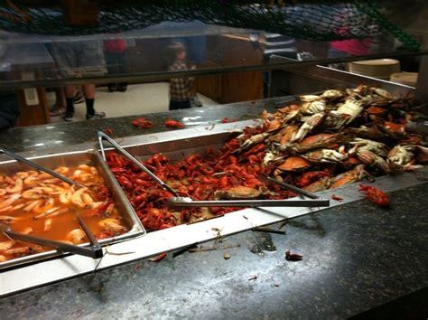 Crawfish Crab Oh My Yelp Seafood Buffet In Louisiana