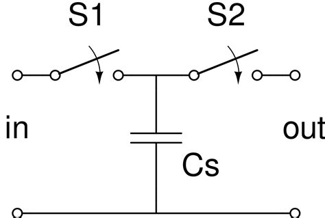 switched capacitor circuit 224 capacit 233 s commut 233 es wikip 233 dia